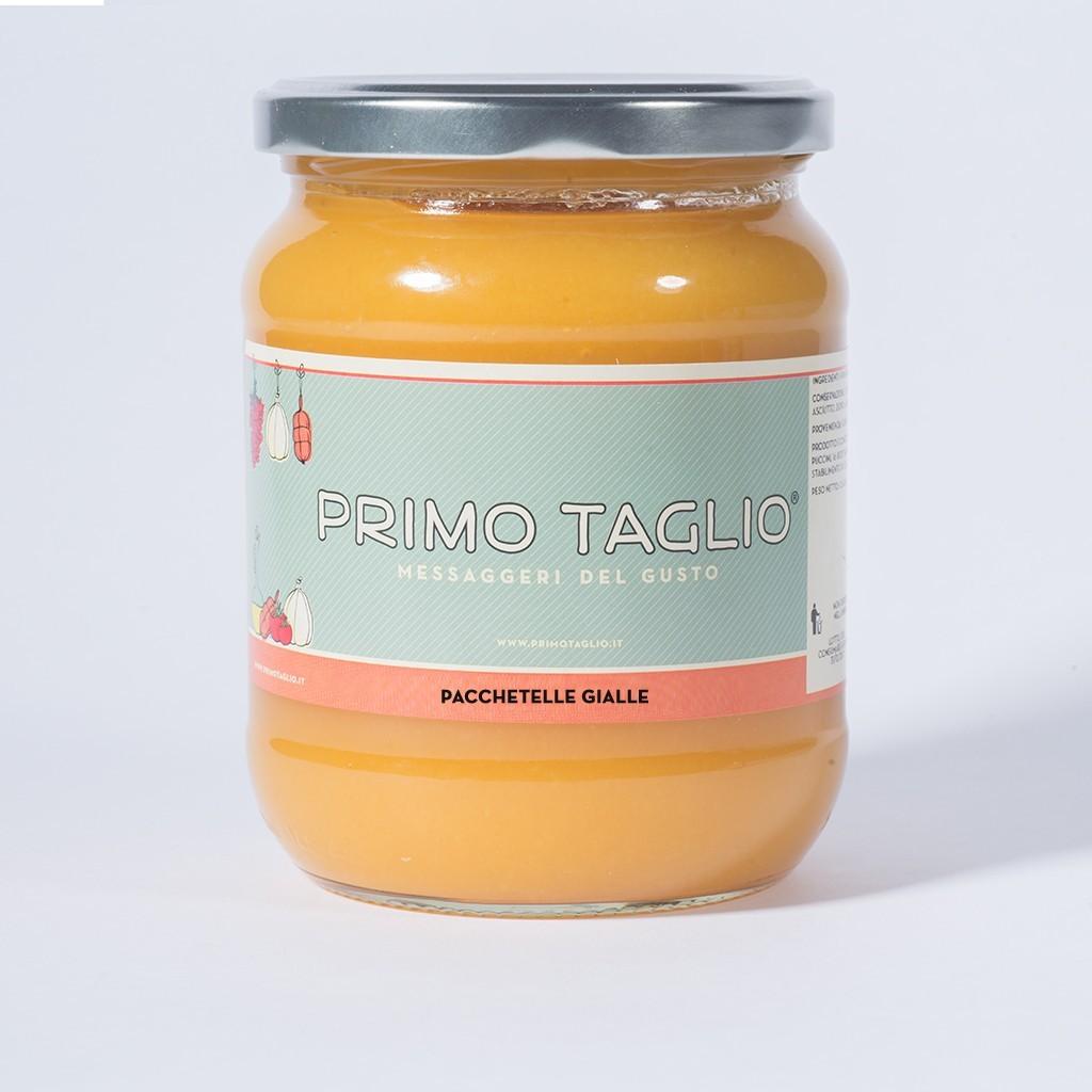 Pacchetelle gialle 550 g