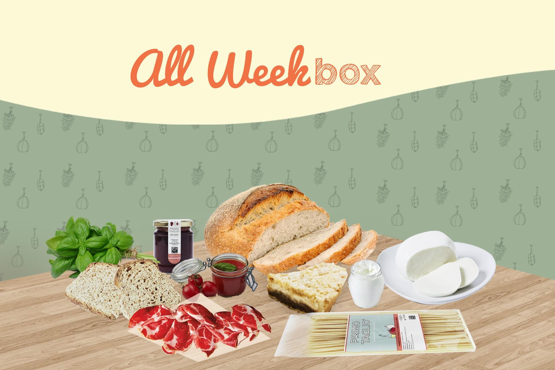box all week mini