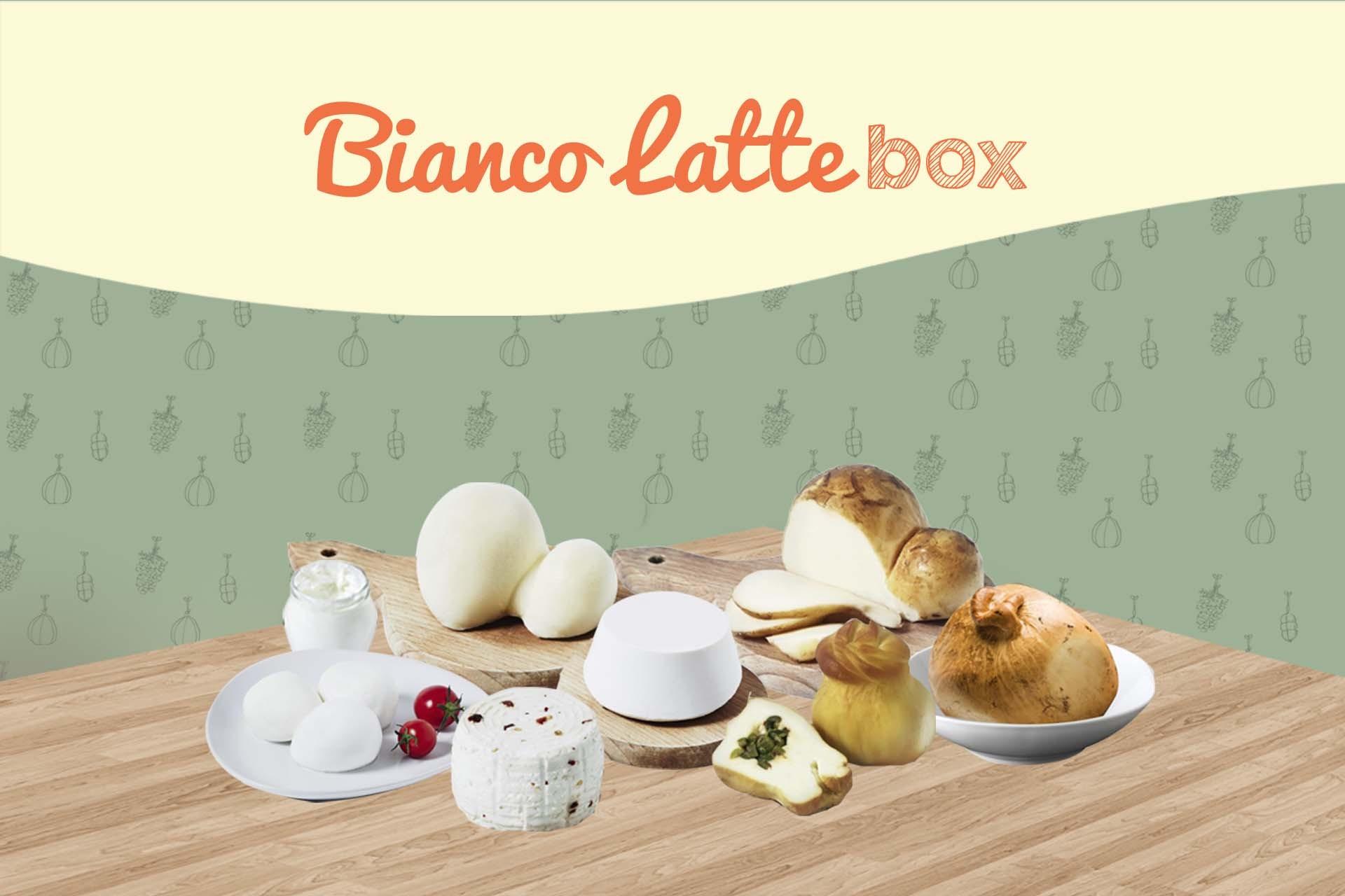 Box Bianco Latte